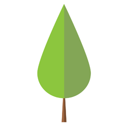 redwood tree icon